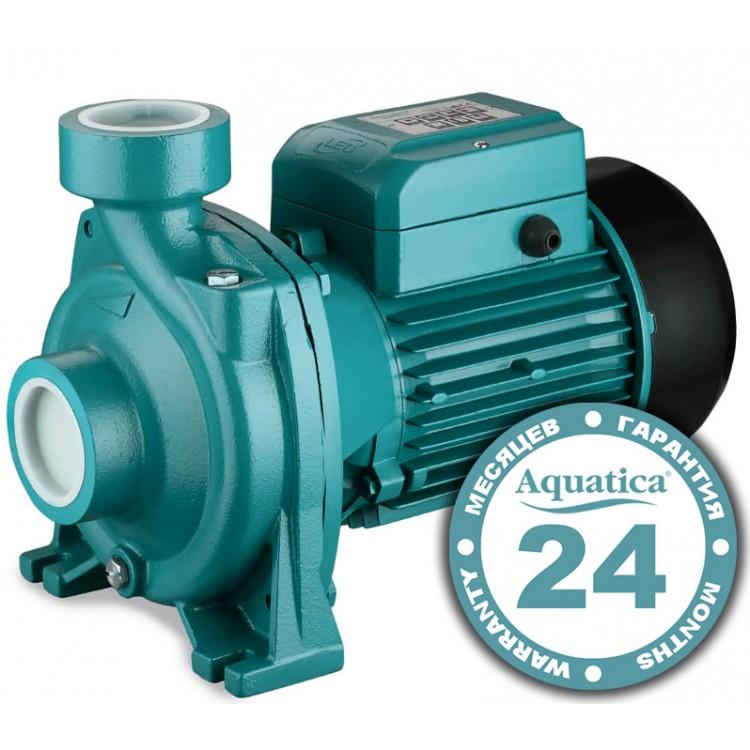 Насос центробежный 1.1кВт Hmax 20м Qmax 600л/мин Aquatica (775233)