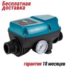 """Контроллер давления электронный (реле) 1.1кВт Ø1"""" AQUATICA 779536"""