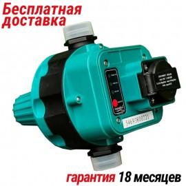Контроллер давления электронный 1.1кВт реле + розетка AQUATICA (779556)
