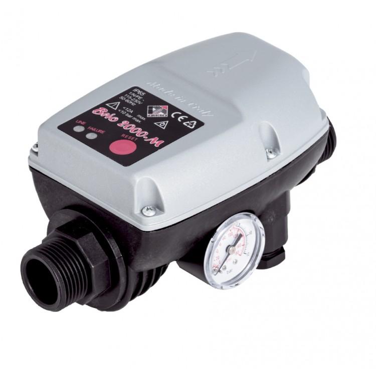 Электронный регулятор - реле давления Italtecnica BRIO 2000-MT (Италия)