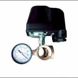 Комплект механической автоматики (реле давления Kenle+пятерник Kenle+манометр Kenle)