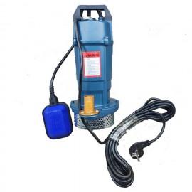 Дренажно-фекальный насос Kenle QDX/P210 с поплавком