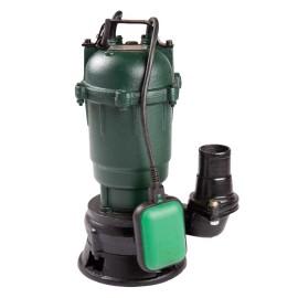 Насос фекальный (канализационный) Kenle WQD Р-233 c поплавком, 2,6 кВт
