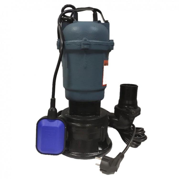 Насос фекальный Rosa WQD Р-233 c поплавком, 2,6 кВт