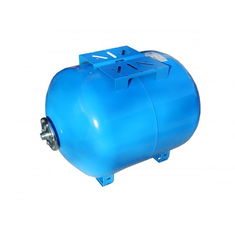 Гидроаккумулятор Aquasystem (Аквасистем) горизонтальный VAO 50 л (Италия)