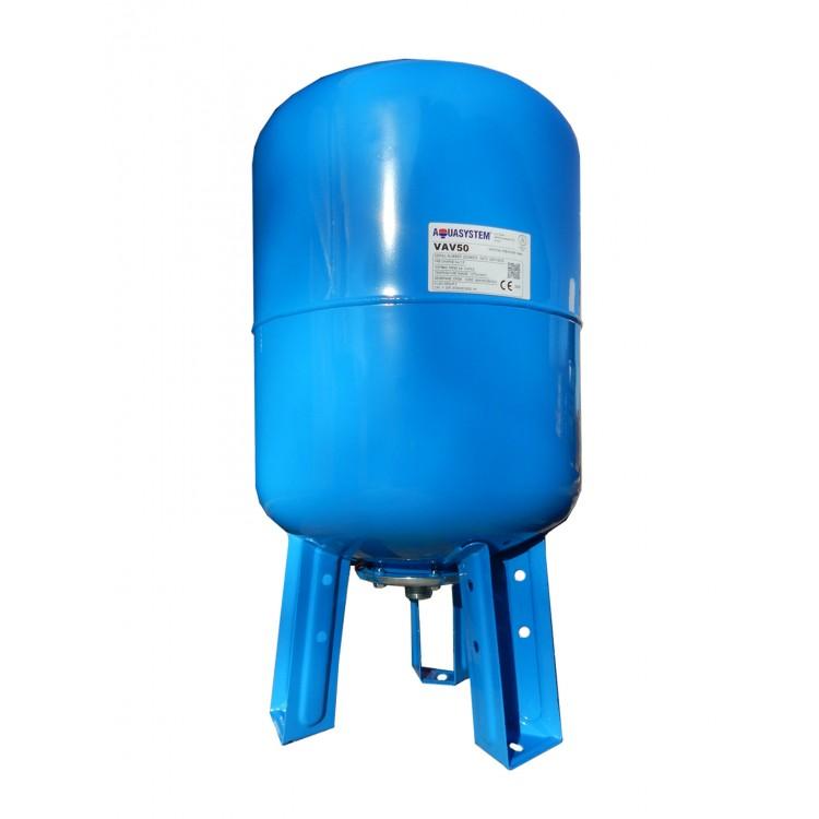 Гидроаккумулятор Aquasystem (Аквасистем) вертикальный VAV 50 л (Италия)