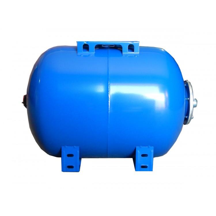 Гидроаккумулятор  горизонтальный 50л - Hidroferra