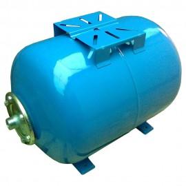 Гидроаккумулятор горизонтальный HT 24л Santehplast (Украина)