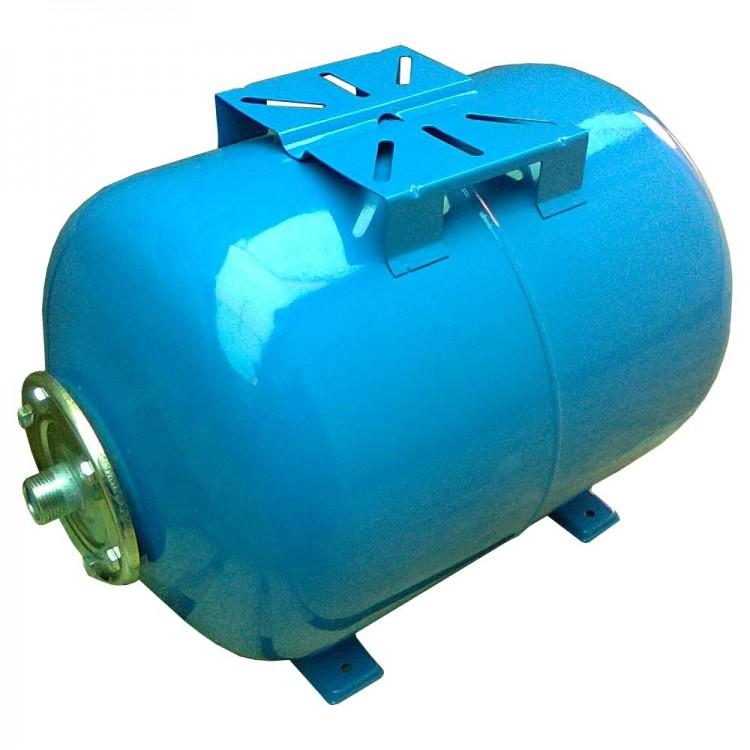 Гидроаккумулятор горизонтальный HT 80л Santehplast (Украина)