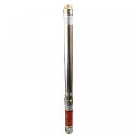 """Скважинный насос 2,5""""(66мм) Optima 2,5SDm1,5/25 0,37кВт 67 м+пульт+кабель 15м с повышенной стойкостью к песку"""
