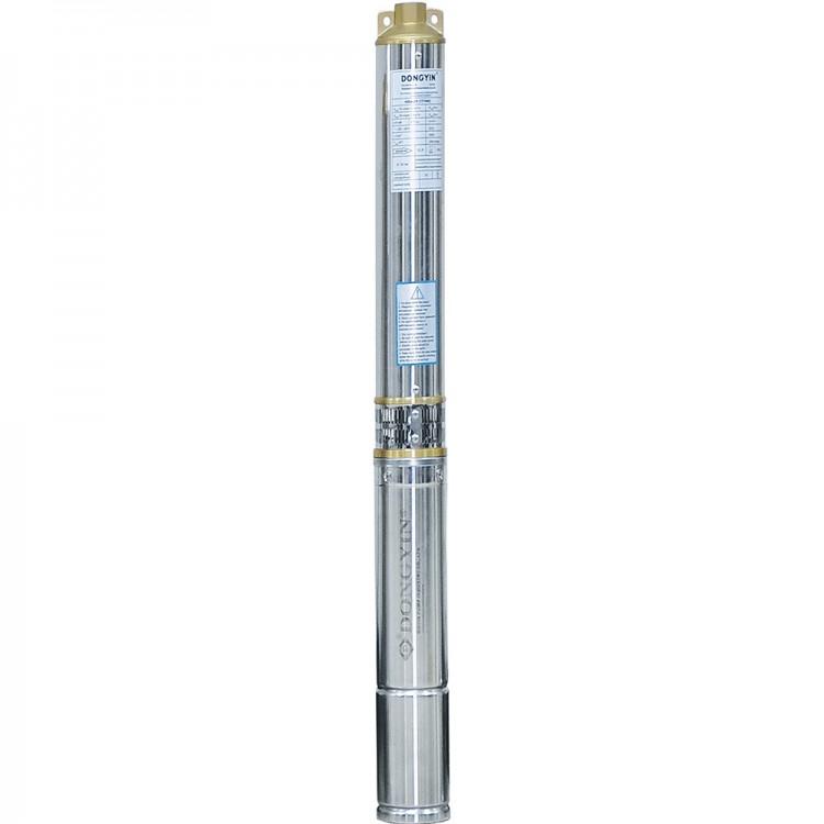 Насос центробежный скважинный 0.55кВт H 46(34)м Q 90(60)л/мин Ø80мм AQUATICA (DONGYIN) (777091)