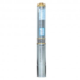 Насос центробежный скважинный 0.9кВт H 143(107)м Q 45(30)л/мин Ø80мм AQUATICA (DONGYIN) (777107)