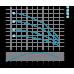 Насос центробежный скважинный 0.55кВт H 51(36)м Q 100(67)л/мин Ø102мм AQUATICA (DONGYIN) (777131)