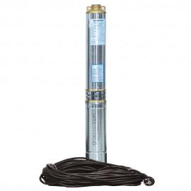 Насос центробежный скважинный 0.37кВт H 44(33)м Q 100(60)л/мин Ø102мм (кабель 25м) AQUATICA (DONGYIN) (777470)