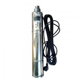 Погружной насос для воды Rosa 4QJDA; 0.37кВт Hmax 60м Qmax 27л/мин,Ø100мм