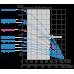 Глубинный центробежный насос Водолей БЦПЭ 0,32-80У; 1,2-3 м3/ч; h=80 м; Ø105мм