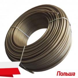 Труба для теплого пола Wisla 16х2 PEX-A (Польша)