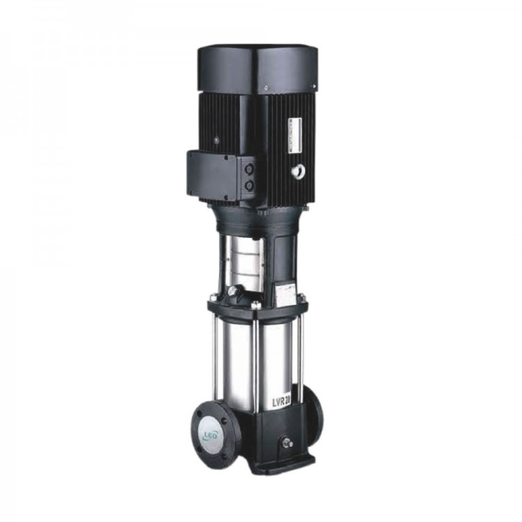 Насос центробежный многоступенчатый вертикальный 380В 0.75кВт Hmax 20м Qmax 216.7л/мин нерж LEO 3.0 innovation LVR(S)10-2 (7711513)