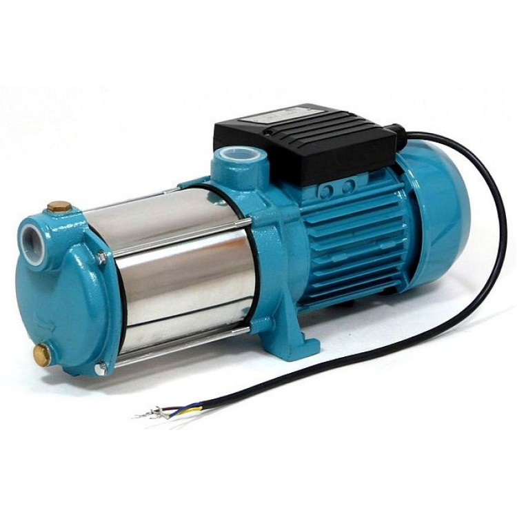 Поверхностный насос Omhi aqwa MH-1300; 1,1 кВт; h:56 м; 100 л/мин