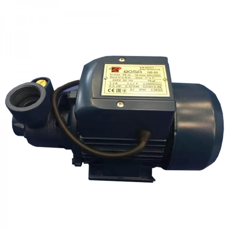 Поверхностный насос Rosa QB-60; 0,37 Квт H:35 М; 35 л/мин