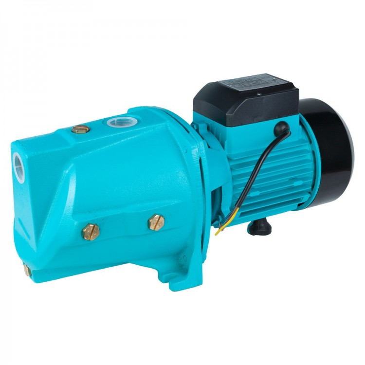 Насос центробежный самовсасывающий 1.1кВт Hmax 48м Qmax 85л/мин AQUATICA (775084)