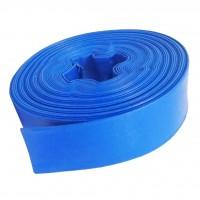 """Рукав для дренажно-фекальных (канализационных) насосов 1""""(25мм), синий, 2атм"""