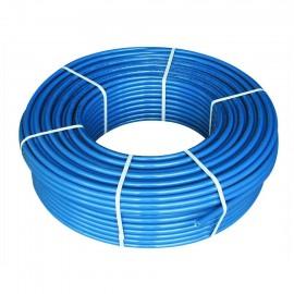 Труба полиэтиленовая, синяя (6 атмосфер) Ø40 (2 мм)