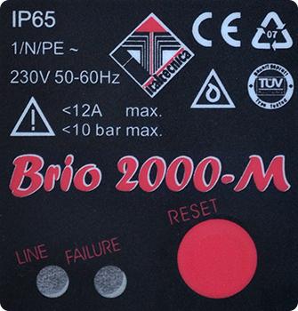 Установка Italtecnica BRIO 2000-MT
