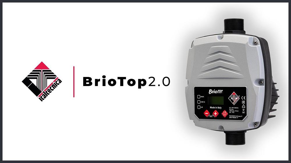 Реле давления Brio top 2