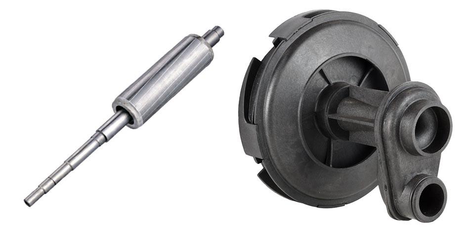 Ротор электродвигателя Aquatica 775323026 устанавливается на модель 775323